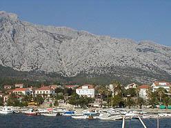 Orebic - port